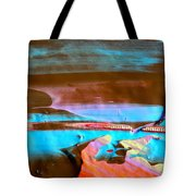 Wet Paint 73 Tote Bag