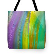 Wet Paint 8 Tote Bag