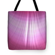 Wet Pink Tote Bag