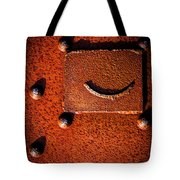 Wet Rivets Number Nine Tote Bag