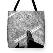 Wet Step Tote Bag