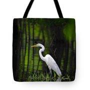 Wetland Wader Tote Bag