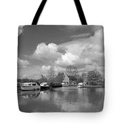 Wey Canal Ripley Surrey Tote Bag