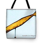 Whale Ahoy Tote Bag