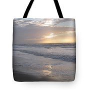 Whale In The Clouds Tote Bag