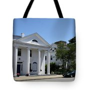 Whale Oil Row - New London Tote Bag