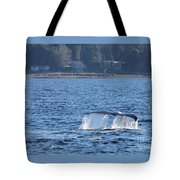 Whale Tale Tote Bag