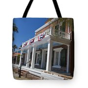 Whaley House Old Town San Diego Tote Bag
