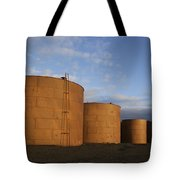 Whaling Relics  Tote Bag