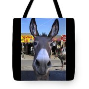 What . . . No Carrots Tote Bag by Mike McGlothlen