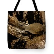 What A Crock - Featured In Wildlife Group Tote Bag