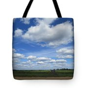 What A Frontporch View Tote Bag