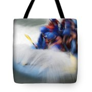 White Water Rafting What A Rush Tote Bag