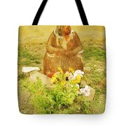 What Am I Doing Here? Tote Bag