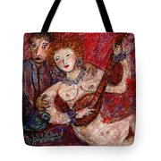 What Are You Looking At-12 Tote Bag