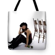 What Chair Tote Bag