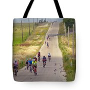 What Comes Down Must Go Up Tote Bag