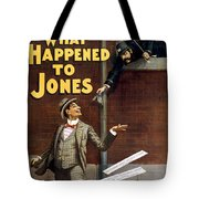What Happened To Jones Tote Bag
