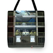 What Have You Left Behind In The Car Park? Tote Bag