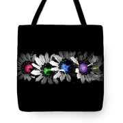 Colored Blind Tote Bag