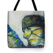 What Lies Ahead Series... The Lows Tote Bag