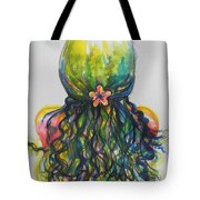 What Lies Ahead Series...tangled Up Tote Bag