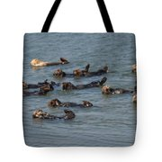 What Otters Do Best Tote Bag