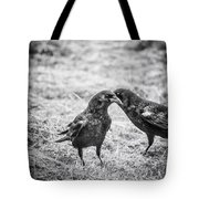What The Raven Said Tote Bag by Susan Capuano