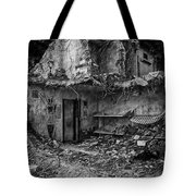 What Was Once A Prison  Tote Bag