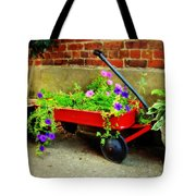 What We Find Tote Bag