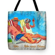 What Who  Who Needs Obama Care Tote Bag