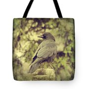 Whatever Comes His Way Tote Bag