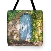 What's Behind The Gate? 2 Tote Bag