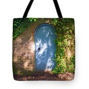 What's Behind The Gate? 3 Tote Bag