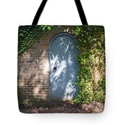 What's Behind The Gate? Tote Bag