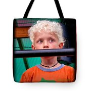 What's Going On Over There? Tote Bag