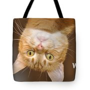 What's Up 2 Tote Bag