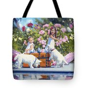 Whats Your Cup Of Tea Tote Bag