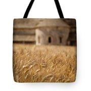 Wheat At The Abbaye Tote Bag