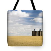 Wheat Fields Tote Bag
