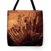 Wheat Grass Tote Bag