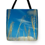 Wheat In The Sky Tote Bag