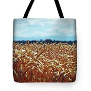 Wheat Reeds Tote Bag