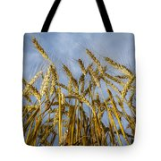 Wheat Standing Tall Tote Bag