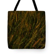 Wheat Waving In The Wind Tote Bag