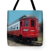 Wheaton Express Tote Bag