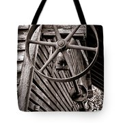 Wheel Of Labor  Tote Bag