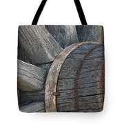 Wheel Of Time Past Tote Bag