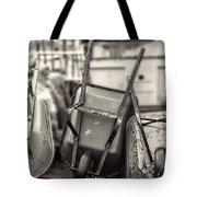 Wheelbarrows  Tote Bag