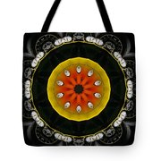 Wheels Go Round Tote Bag